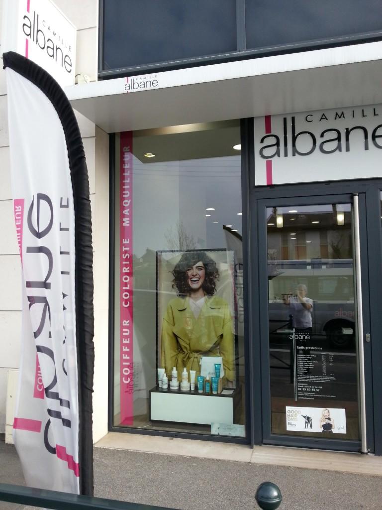 Salon de beauté - Camille Albane Bois Guillaume