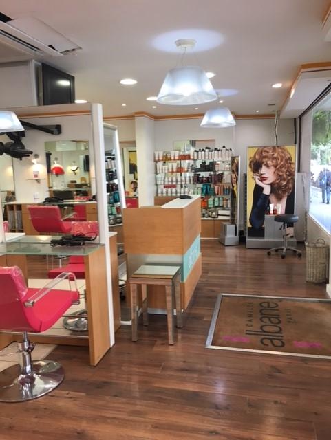 Salon de coiffure - Camille Albane Caluire et Cuire