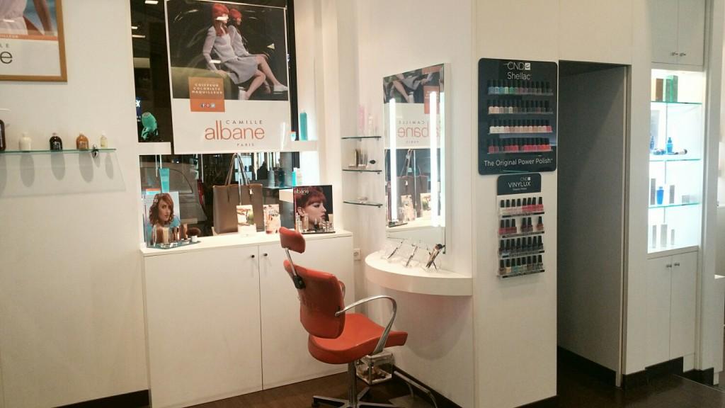 Coiffeur cannes salon camille albane for Salon de coiffure camille albane