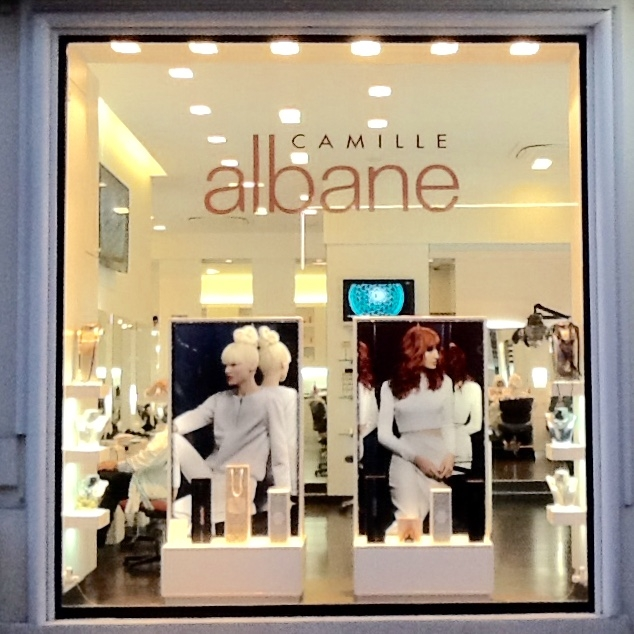 Coiffeur cannes salon camille albane - Salon coiffure cannes ...