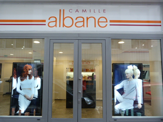 Salon de coiffure - Camille Albane Chambéry Monnaie