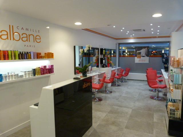 Coiffeur chamb ry salon camille albane for Salon de coiffure camille albane