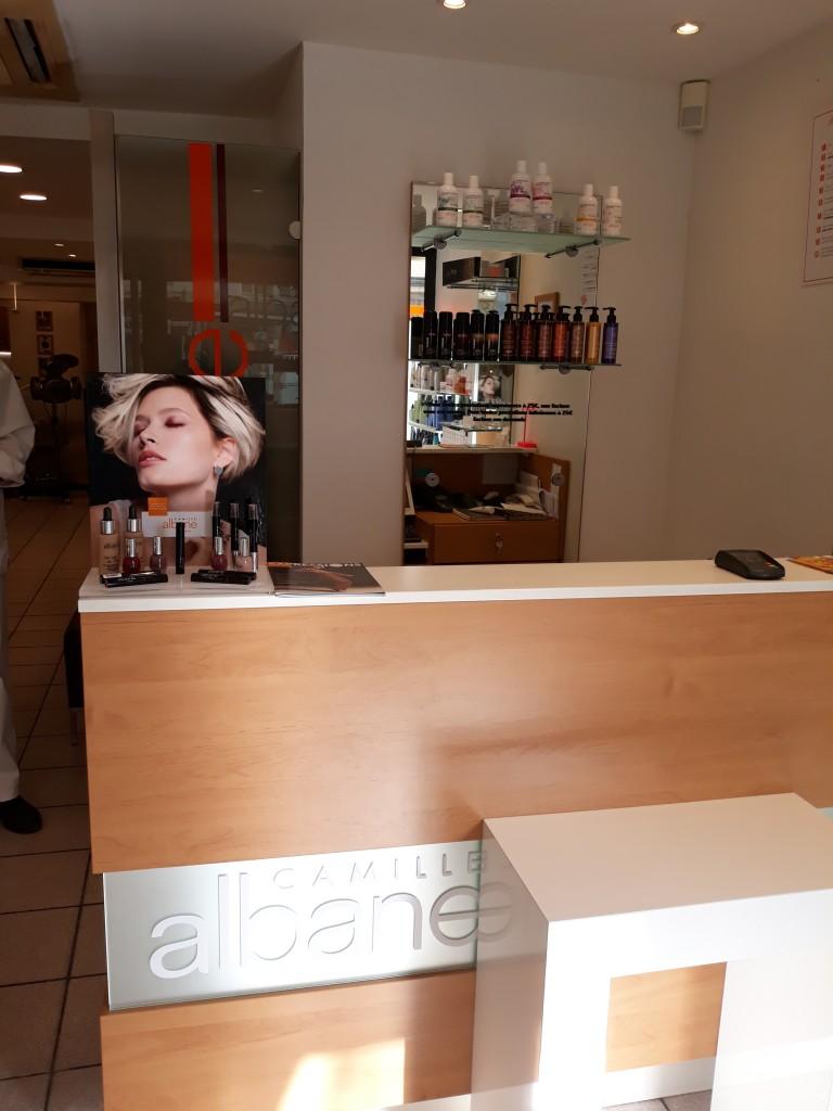 Coiffeur chartres salon camille albane - Salon coiffure camille albane ...