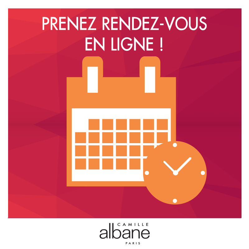Rendez-vous coiffeur en ligne - Camille Albane Clamart