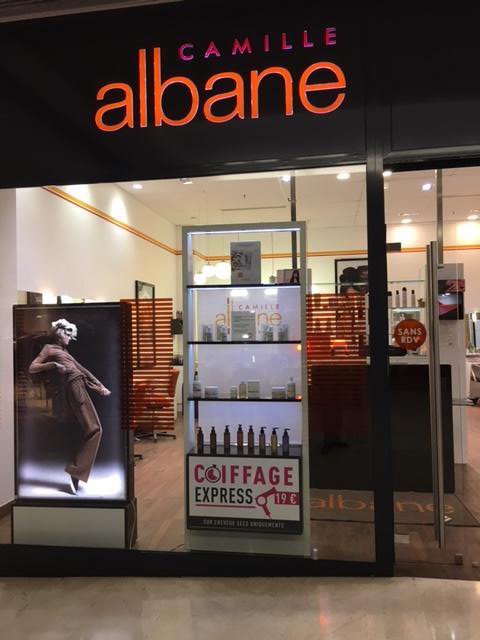Coiffeur clermont ferrand camille albane clermont fd foch for Salon clermont ferrand 2017