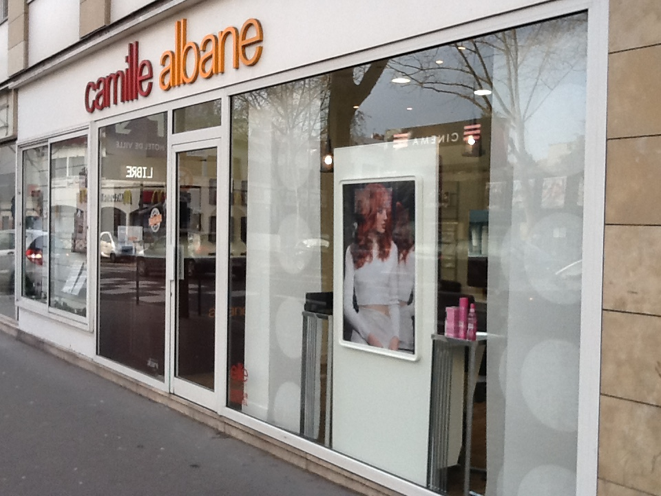 Espace coiffure - Camille Albane Colombes