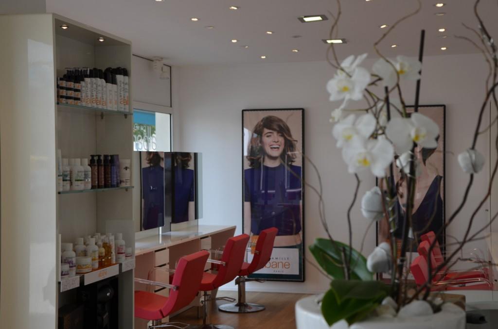 Salon de coiffure - Camille Albane Craponne