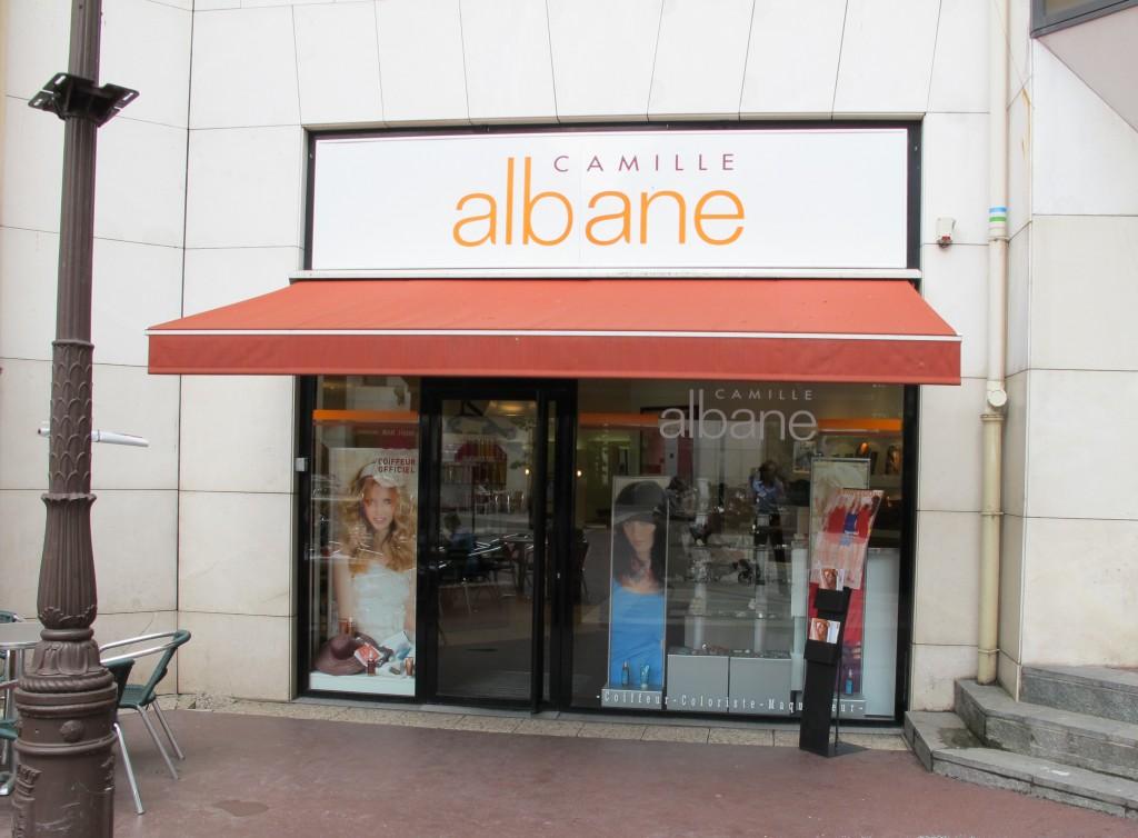 Coiffeur enghien les bains salon camille albane - Salon coiffure camille albane ...