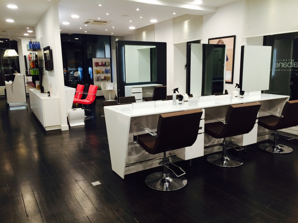 Coiffeur haguenau salon camille albane for Salon de coiffure camille albane