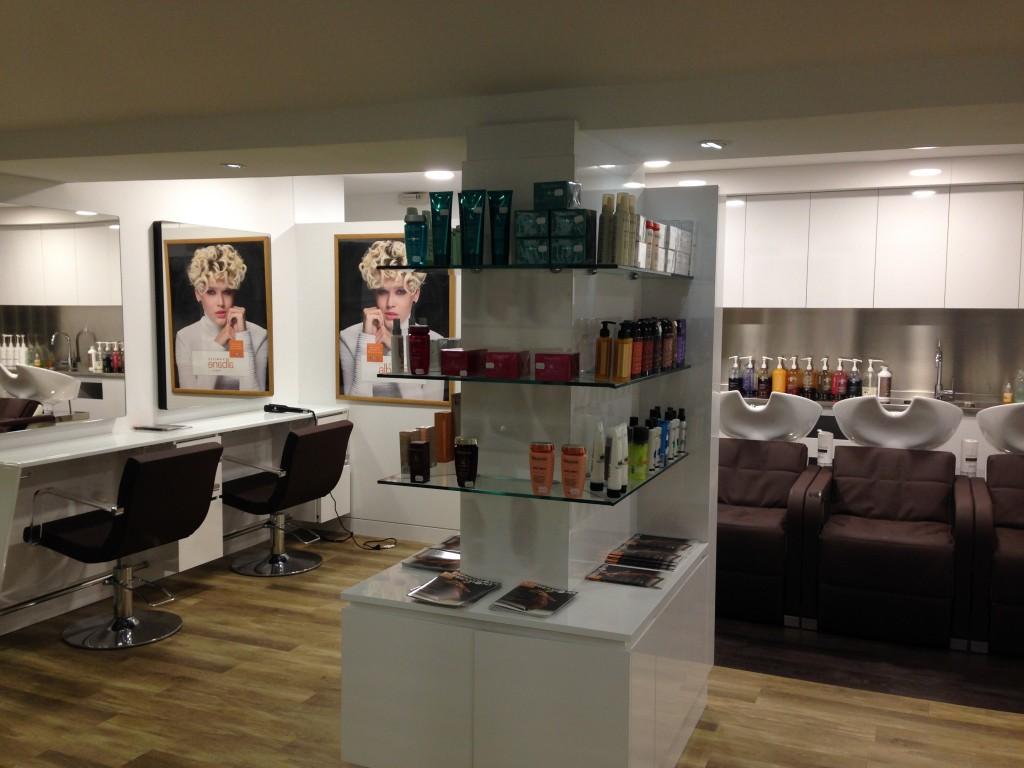 Coiffeur la varenne salon camille albane - Salon coiffure camille albane ...