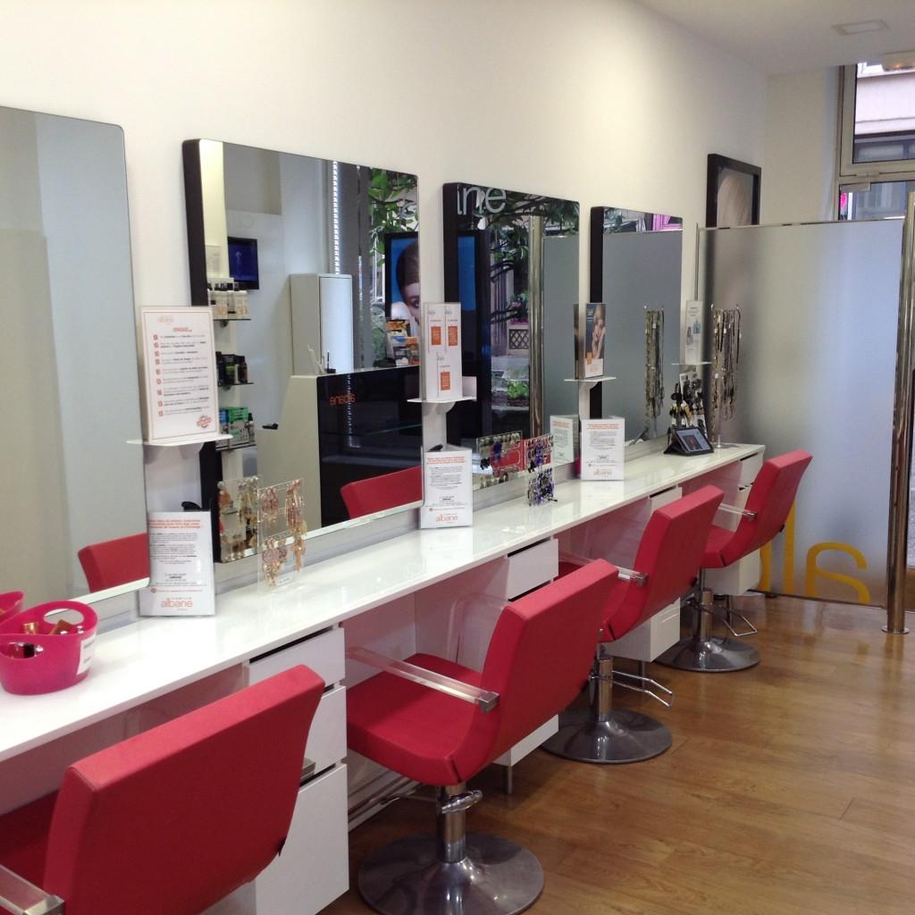 Espace coiffure à Limoges - Camille Albane