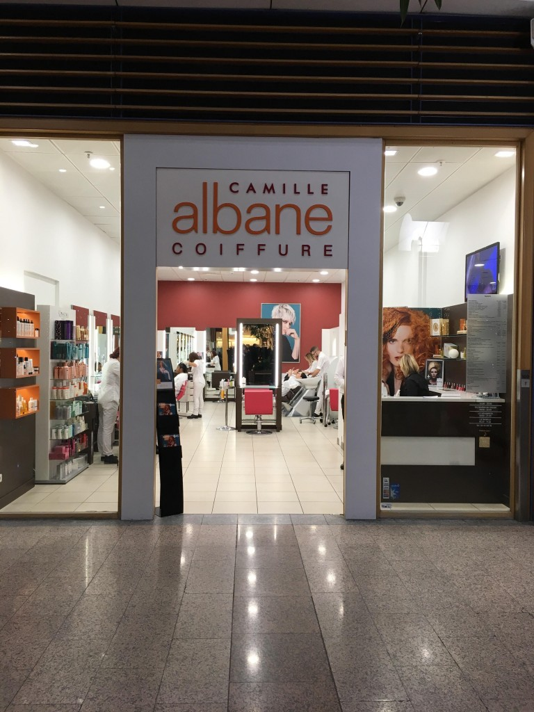 salon informations - camille albane luxembourg auchan