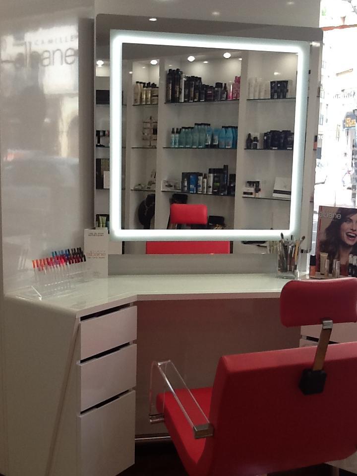 Espace coiffure - Camille Albane Lyon Monplaisir