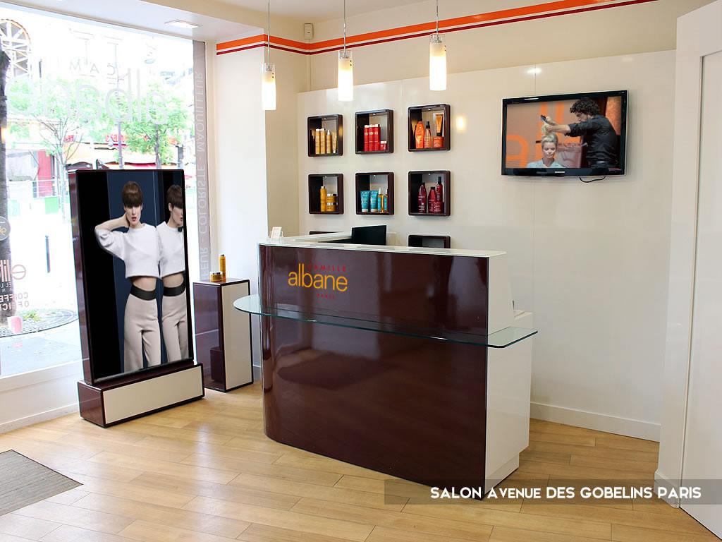 Camille albane marcq en baroeul salon de beaut for Salon de coiffure camille albane