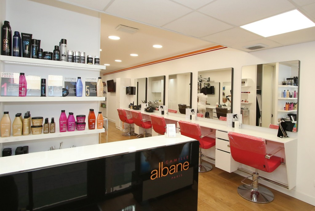 coiffeur montpellier salon camille albane