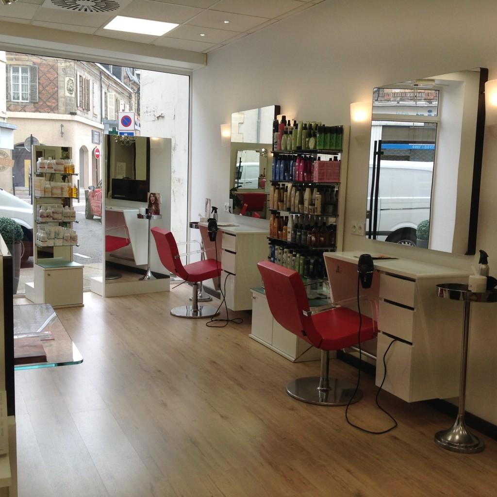 Salon de coiffure - Camille Albane Moulins
