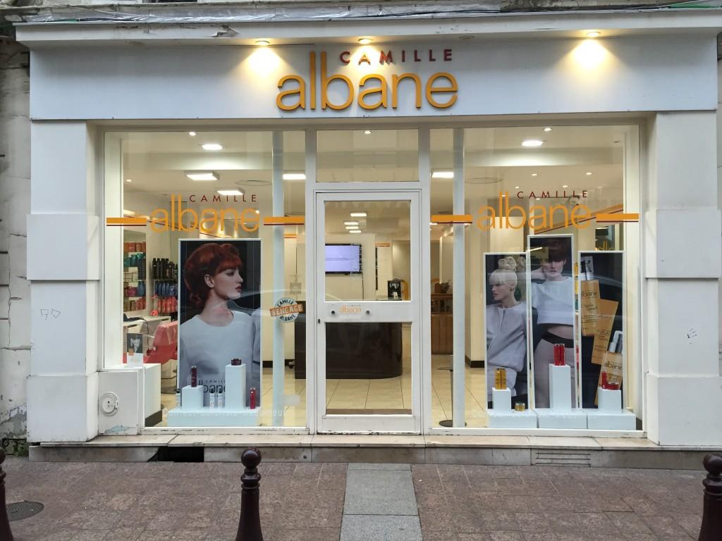 Coiffeur nogent sur marne salon camille albane - Salon de coiffure villiers sur marne ...