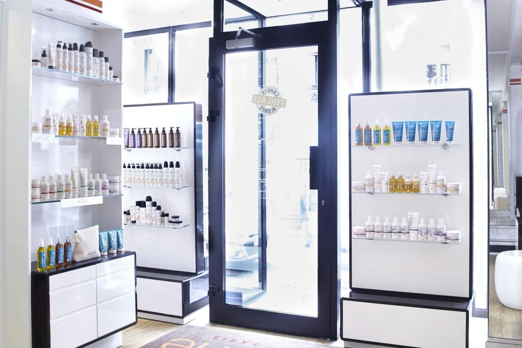 Coiffeur paris 6 bonaparte salon camille albane for Salon de coiffure paris 11