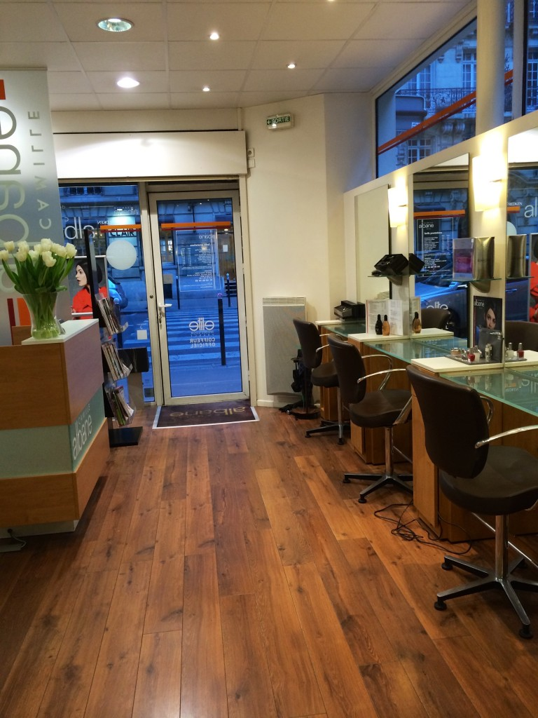 Salon de coiffure - Camille Albane Paris 17 Courcelles
