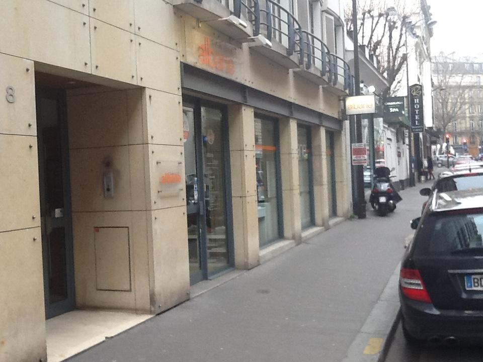 Le salon de coiffure à Paris 17 Demours - Camille Albane