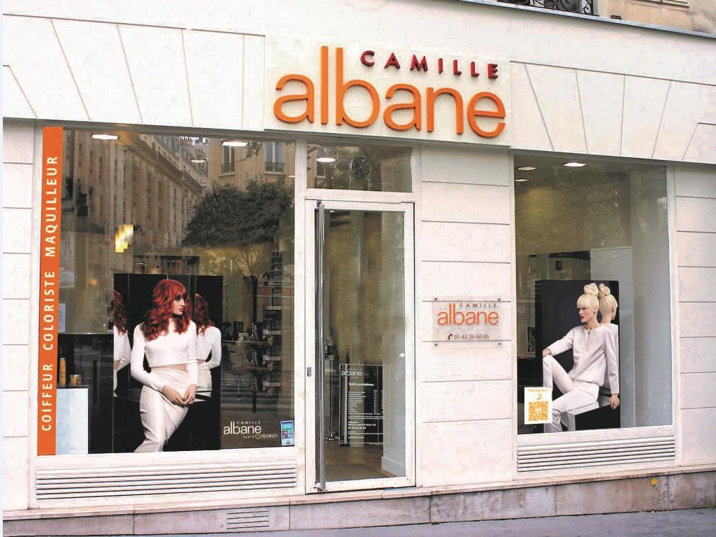 Espace coiffure à Paris 13 Gobelins - Camille Albane