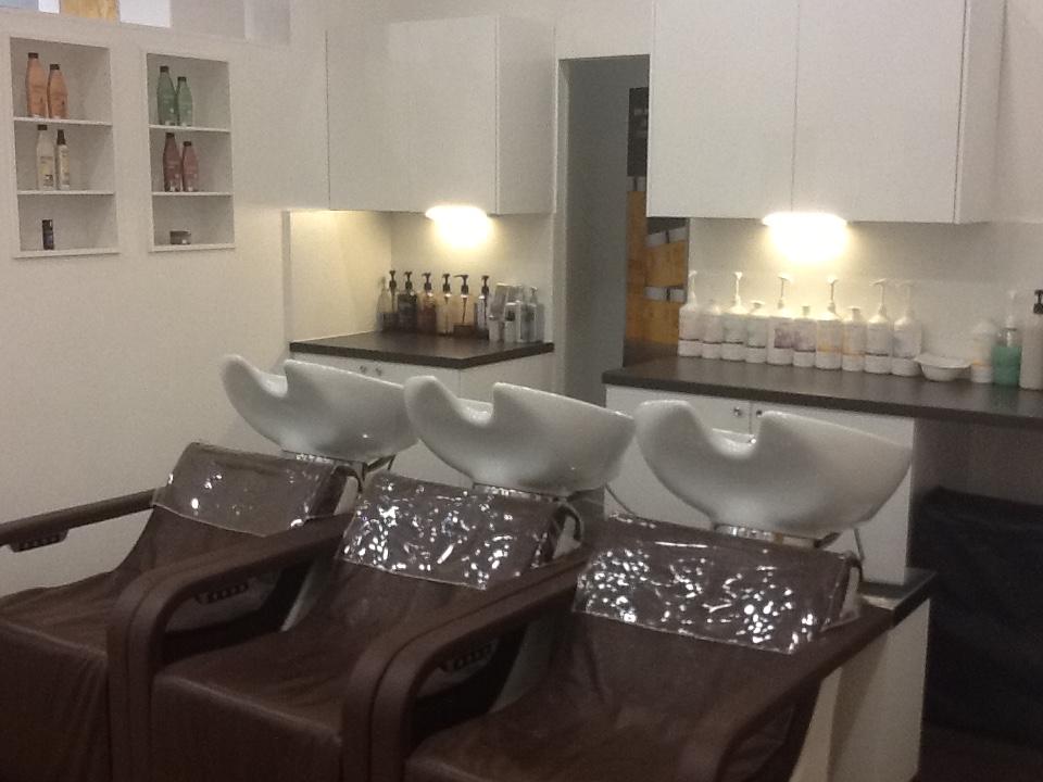 Les bacs à shampooing - Camille Albane Paris 16 Longchamps