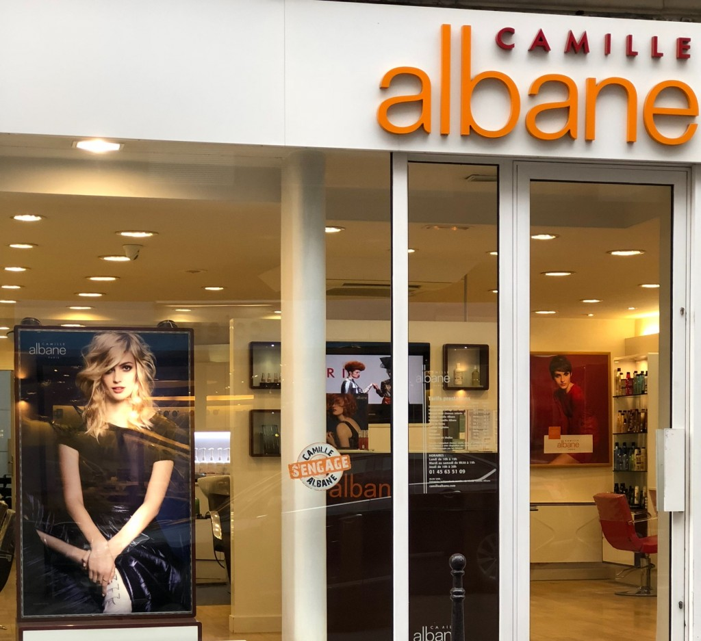 Coiffeur paris 8 washington salon camille albane for Salon de coiffure paris 8