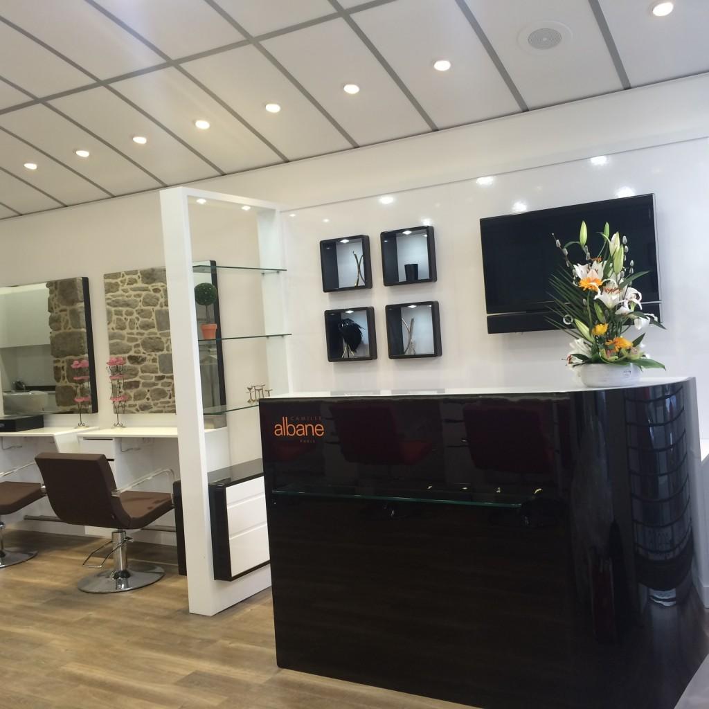 coiffeur saint malo salon camille albane. Black Bedroom Furniture Sets. Home Design Ideas