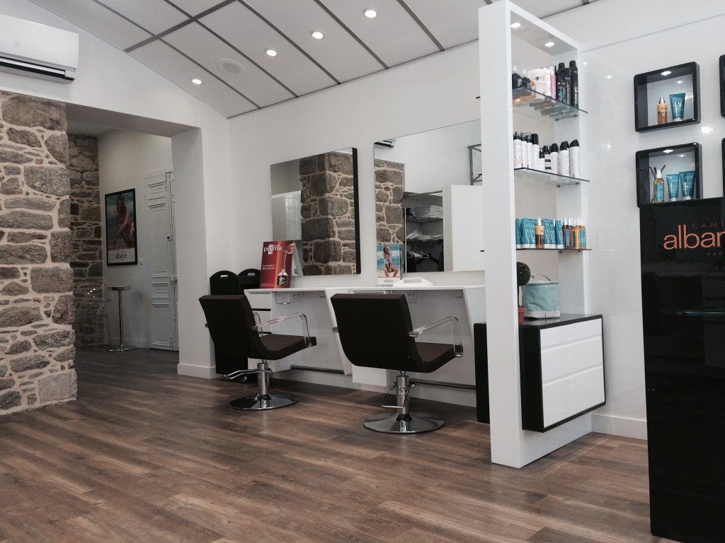 Coiffeur saint malo salon camille albane for Salon de coiffure camille albane