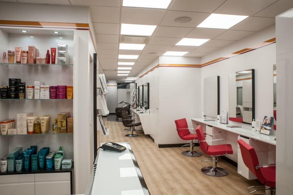 Le salon de coiffure à Saint Omer - Camille Albane