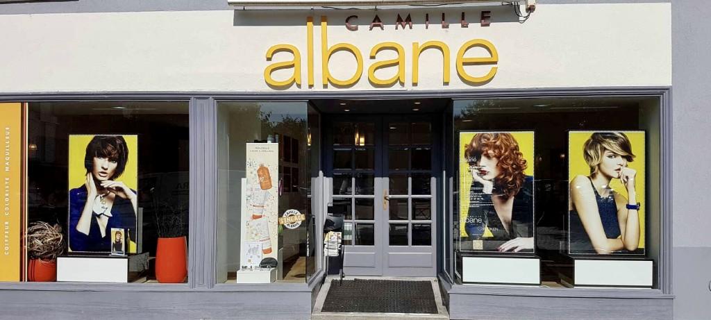 Coiffeur sainte foy l s lyon salon camille albane - Salon coiffure camille albane ...