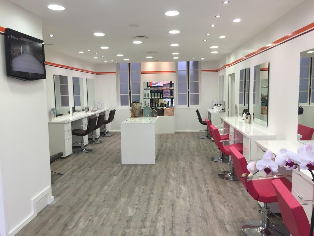 Coiffeur toulouse camille albane toulouse st cyprien - Salon de coiffure bussy saint georges ...