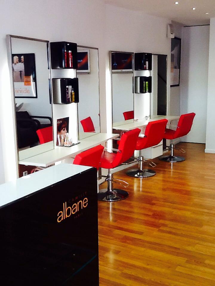 Coiffeur vaison la romaine salon camille albane - Salon coiffure camille albane ...
