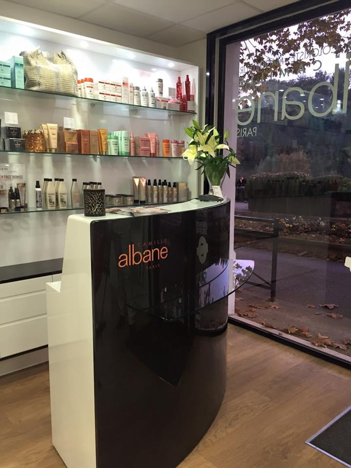 Coiffeur valbonne salon camille albane - Salon coiffure cannes ...