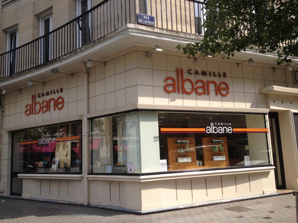 Coiffeur U00e0 Valenciennes - SALON CAMILLE ALBANE
