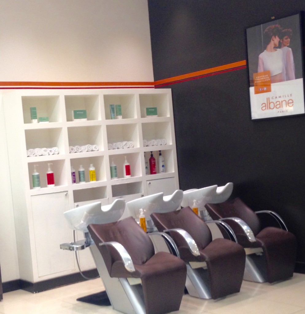 Espace coiffure - Camille Albane Velizy 2