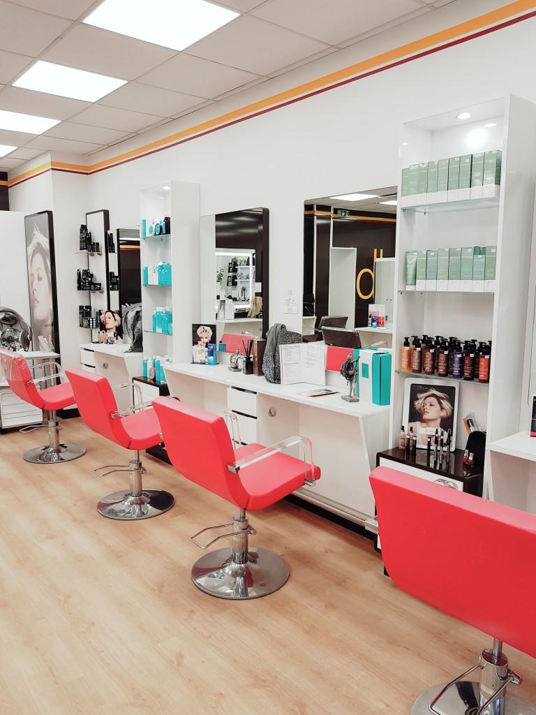 Coiffeur vernon salon camille albane - Salon coiffure camille albane ...