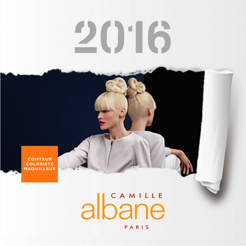 Camille albane coiffure marriage cheveux