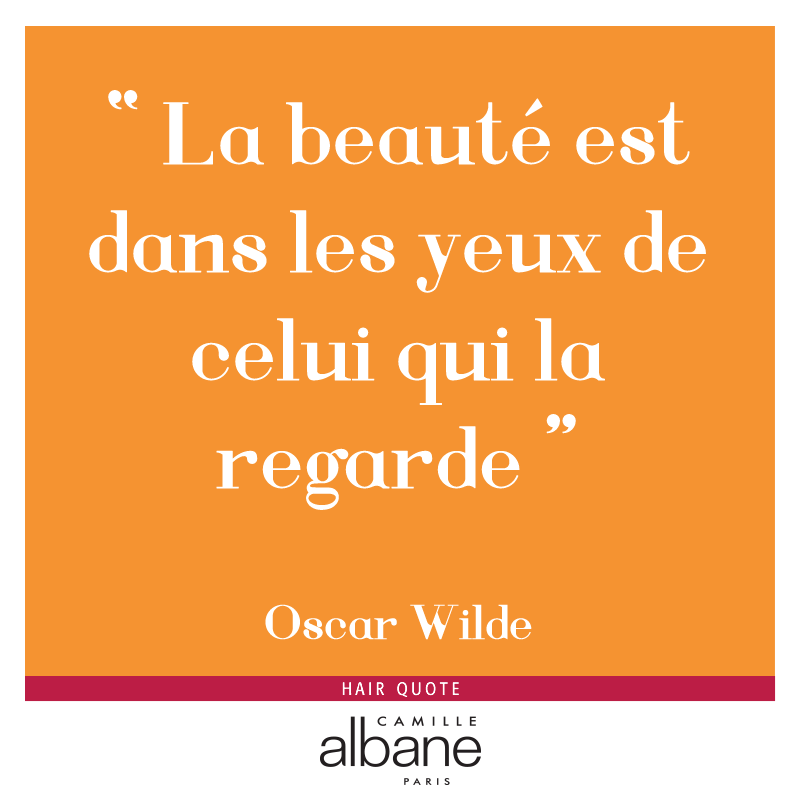 Citation beauté Camille Albane Vienne
