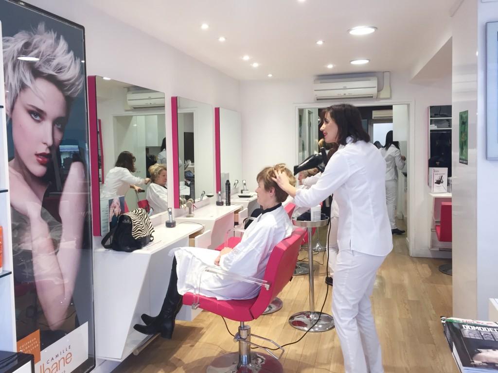 Coiffeur villefranche sur sa ne salon camille albane - Salon de coiffure villefranche sur saone ...