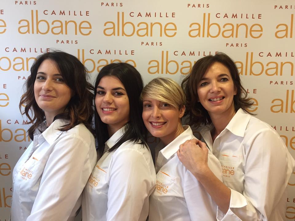 tarif camille albane