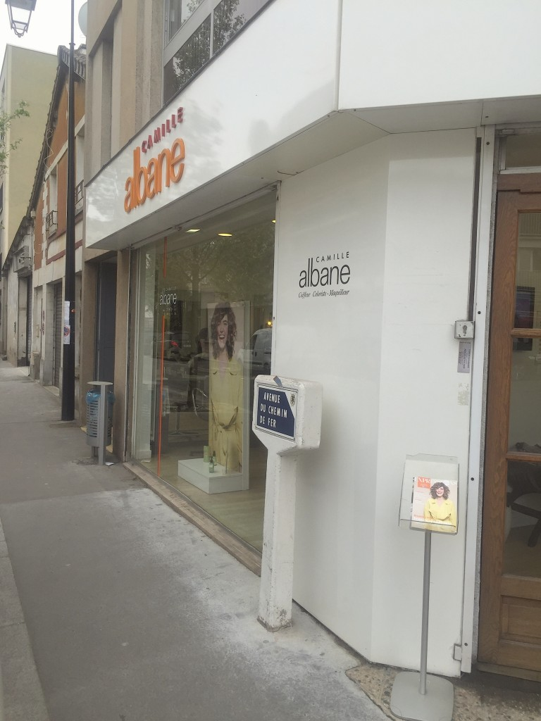 Espace coiffure - Camille Albane Villepinte