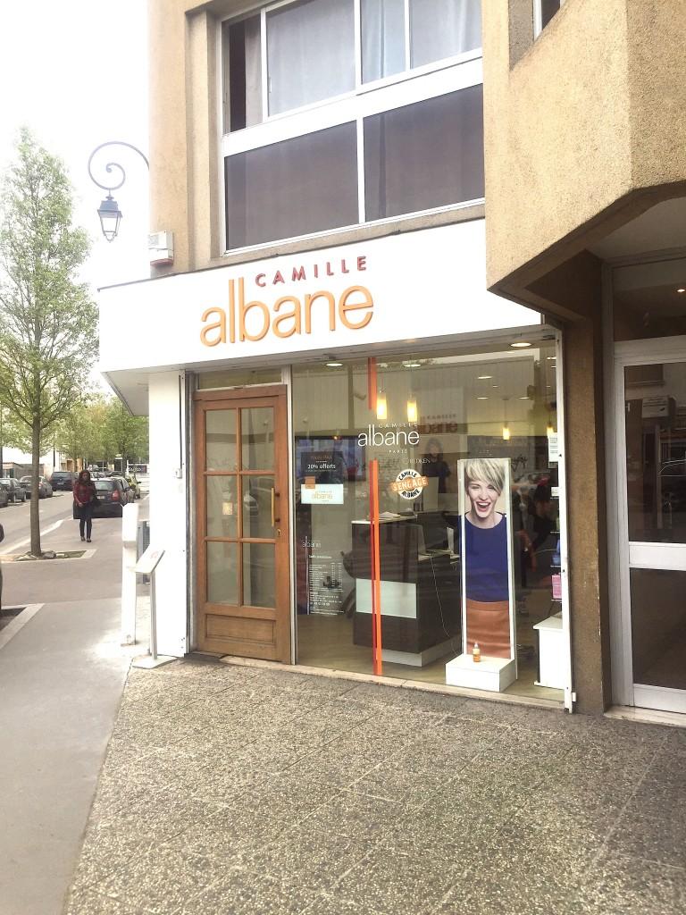 Salon de beauté - Camille Albane Villepinte