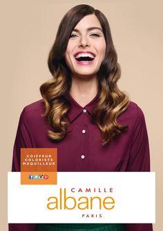 Salon de coiffure - Camille Albane Villepinte