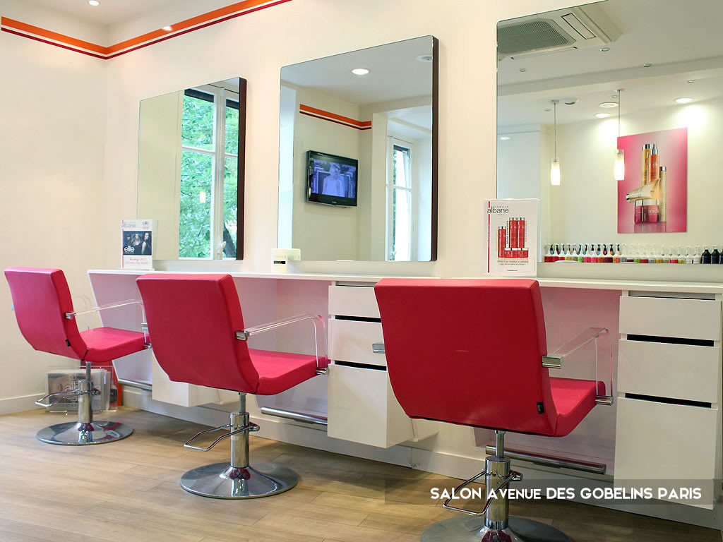 CAMILLE ALBANE EDINA | Hair salon