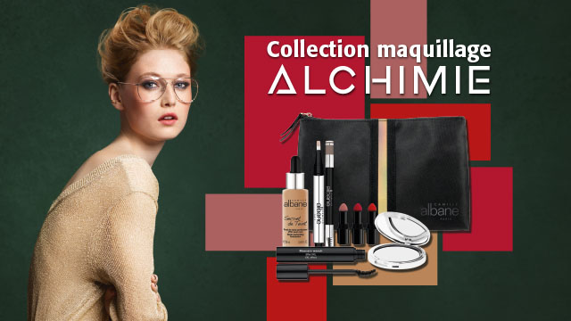 Compo Collection maquillage AH18-19 Camille Albane