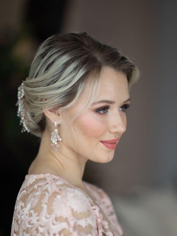 Chignon - Salon de coiffure Camille Albane